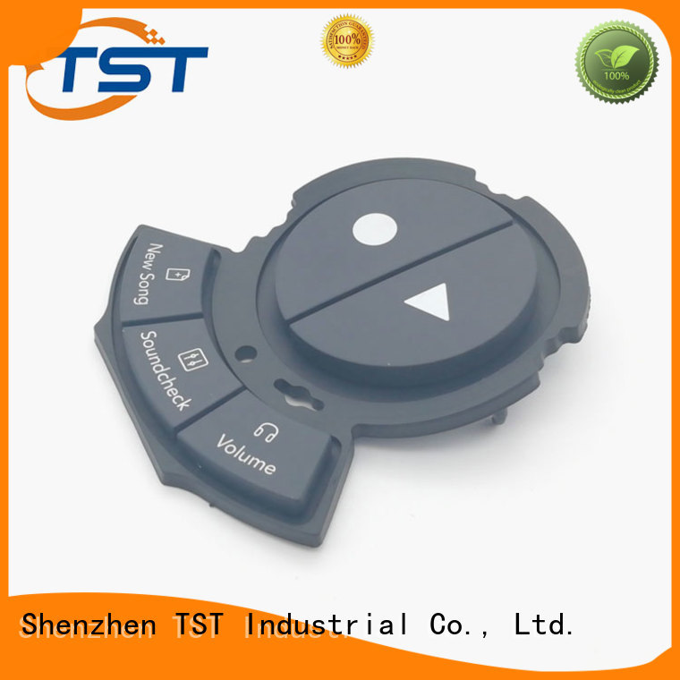 TST pom plastic injection molding parts for electronic products