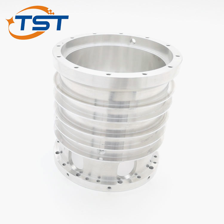 China Fabrication Services High Precision Machining Parts For Robot