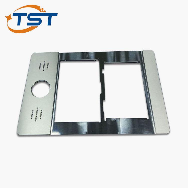 CNC Milling Service Aluminum CNC Parts For Electronic Device
