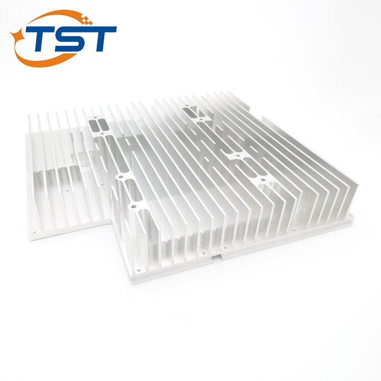 CNC Milling Aluminum Alloy Mechanical Parts With Passivation