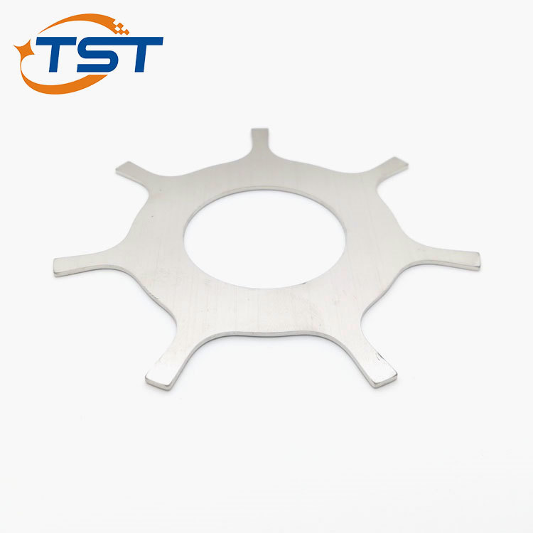 CNC Laser Cutting And Folding Stainless Steel Components