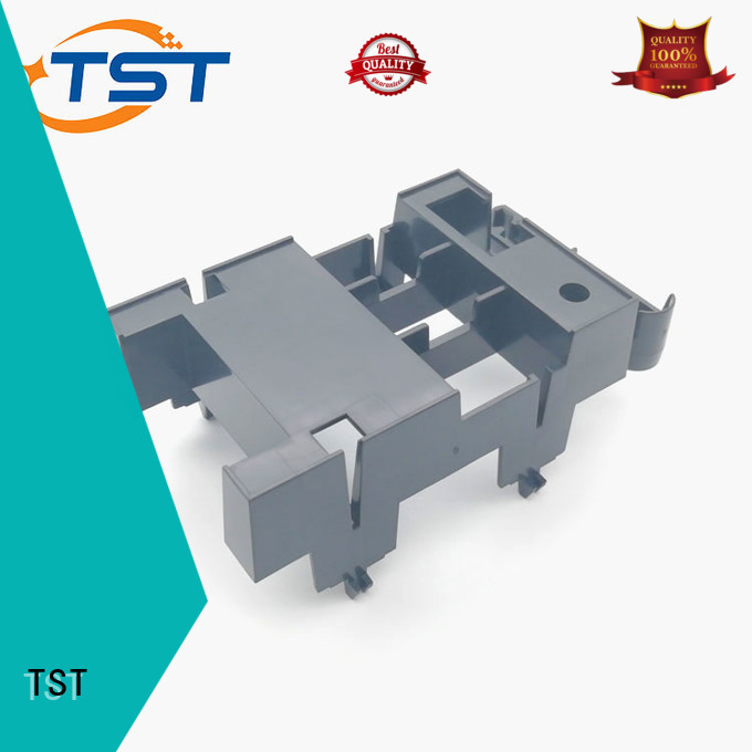 standard custom plastic products precision parts for electronic products