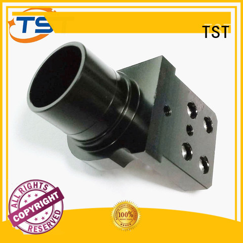 TST precision milling anodizing product for led light