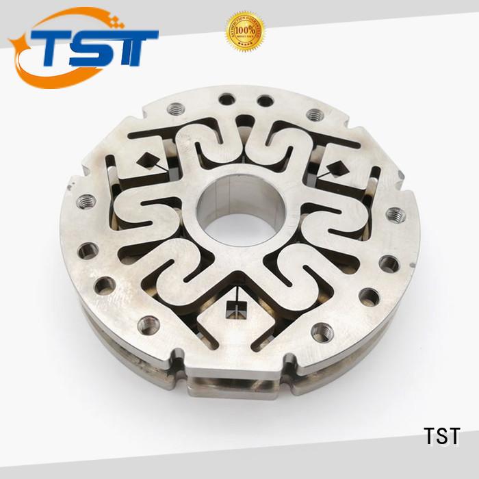 TST automatic turned parts robot sensor parts wholesale