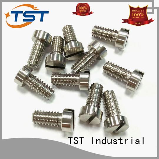 TST titanium tool making robot sensor parts supplier