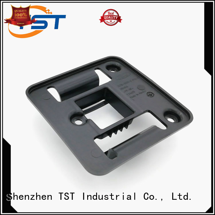 TST over mold plastic molding precision parts for electronic products