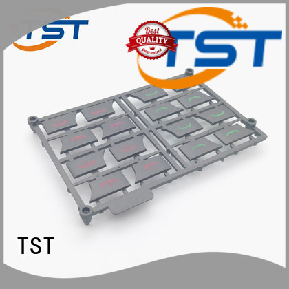 TST plastic injection molding custom fabrication services for automotive