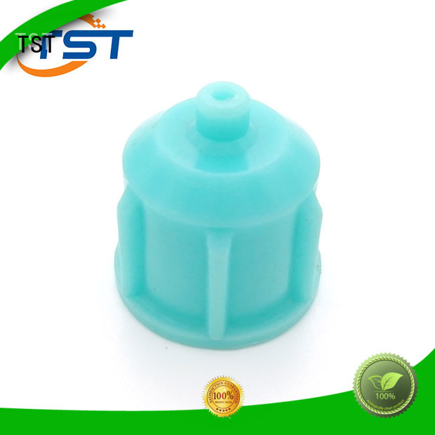 TST over mold custom plastic products parts for electronic products