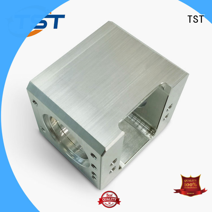 TST high precision mill parts coating surface components for medical equipment