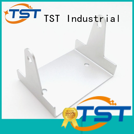TST stainless steel laser cutting stainless steel components for robots