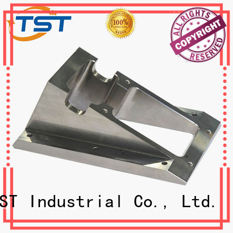 alloy custom machining services coating surface components for electronic device