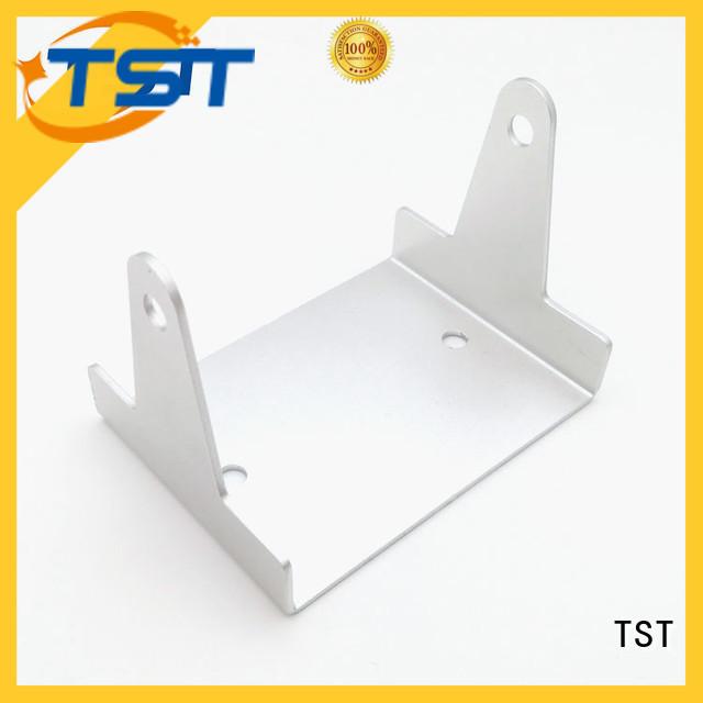 TST high standard cnc bending metal bracket for controller box