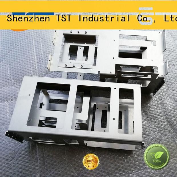 powder coating precision laser cutting metal sheet for controller box