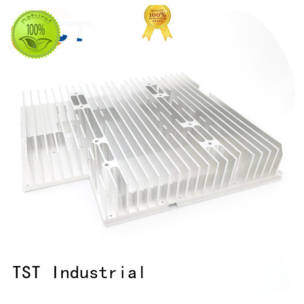 TST mill parts nickel zinc chrome plating treatment for electronic device