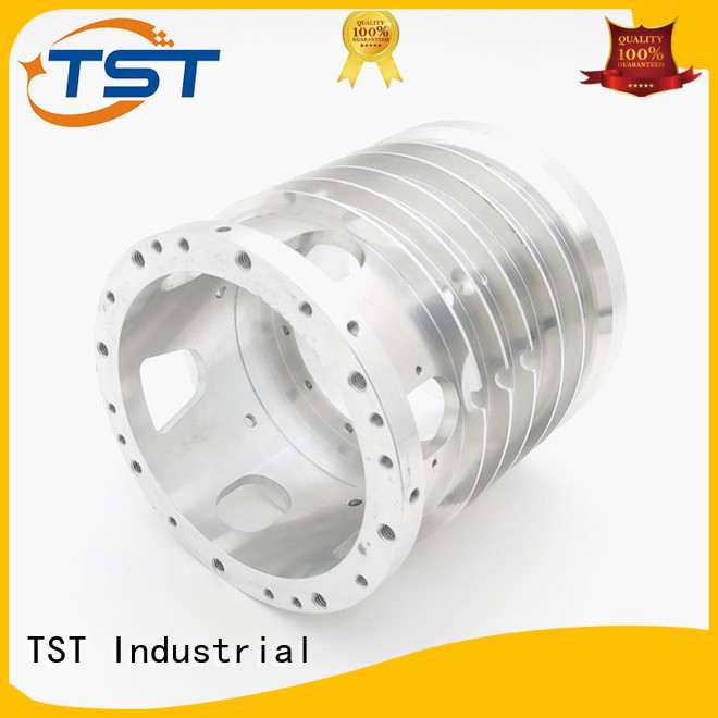 stainless steel precision turning with color anodized surface wholesale